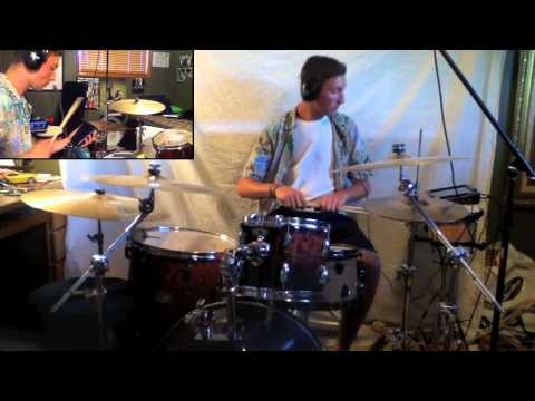 Don39t Give Up - Washed Out - Drum Cover