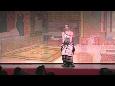 Donna Mejia at Tribal Fest 12 (видео)