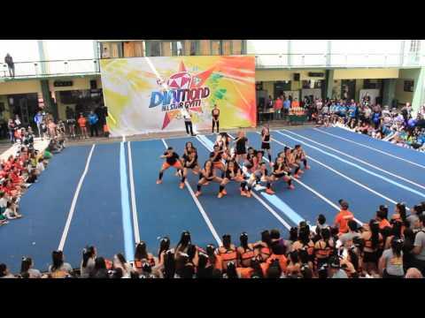 Diamond Jackson - Copa Diamond 2015 (видео)