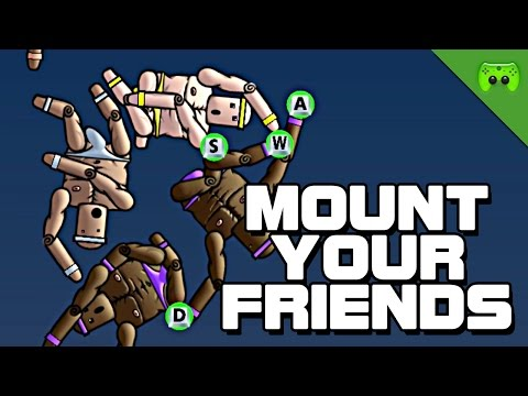 MOUNT YOUR FRIENDS # 18 - Fantasy Life «» Let's Play Mount Your Friends | HD