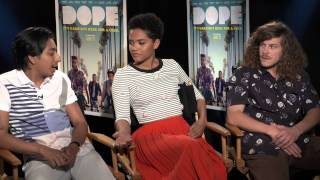Nonton Dope Cast Talk Race  The N Word  And The Film Subtitle Indonesia Streaming Movie Download