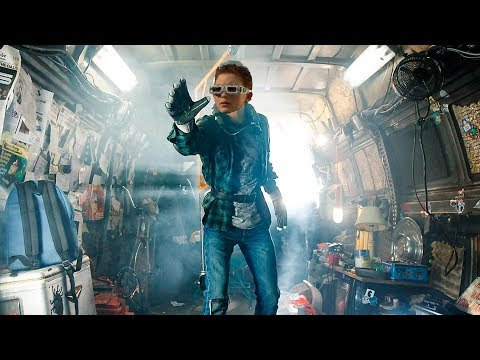 SDCC 2017: Ready Player One Trailer Released