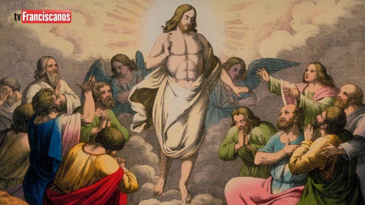 [Palavra da Hora | Jesus subiu ao Céu]