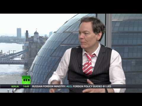 "RT - In this episode of the Keiser Report, Max Keiser and Stacy Herbert with a double header discussing the 'dumb money' piling into markets just as the Spectator's cover story reads: ""The..."