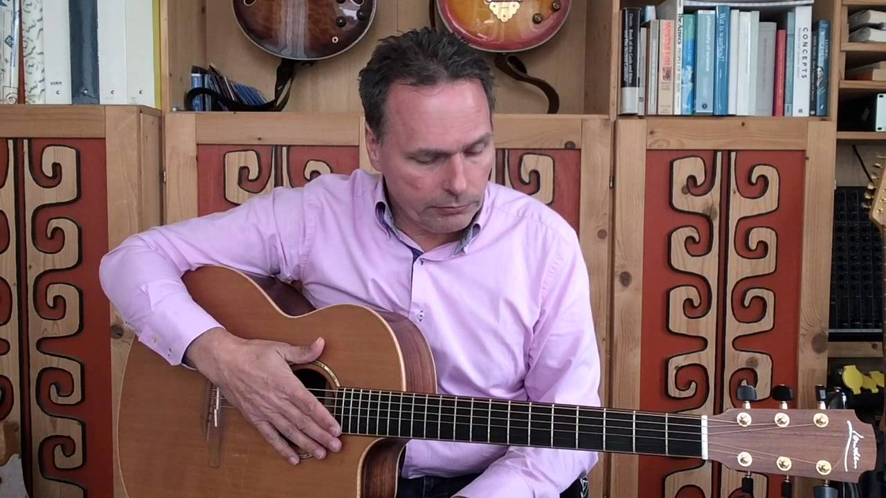 Acoustic Blues Guitar Lesson 1 Part 2 Approaches (for more advanced players)