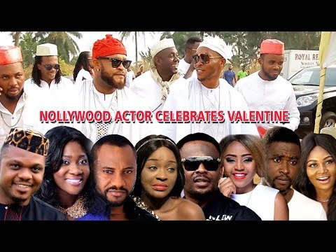 Valentine Celebration - Ken Erics & Nollywood Actors Celebrate Valentine 2018