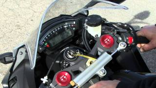 8. 2011 Kawasaki ZX10r Worlds First Review