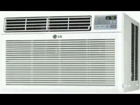 The sound of an LG, 15,000 BTU Air Conditioner