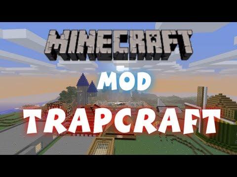 Minecraft - Mods: Trapcraft