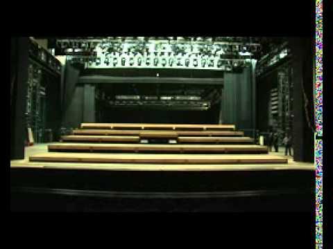 Возможности сцены Большого театра Беларуси Стаге Течнологи