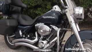 10. Used 2004 Harley Davidson Road King Custom Motorcycle for sale