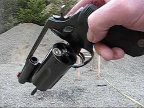 Taurus Judge testing ammo