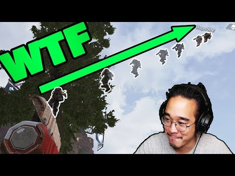 Hilarious Glitch That Launches People Across The Map!! (Apex Legends)