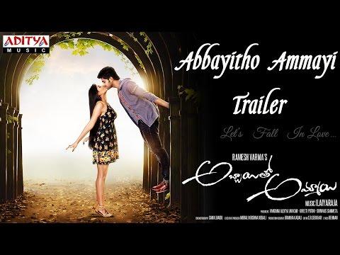 Abbayitho Ammayi Trailer || Naga Shourya