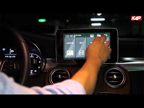 Benz Capacitive Touch Panel