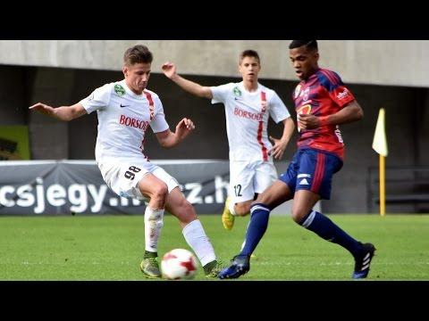 23. forduló: Videoton FC - DVTK 2-0 (2-0)