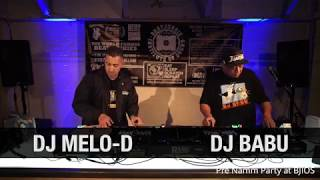 Beat Junkies Live Stream - DJ Melo D & DJ Babu Performance