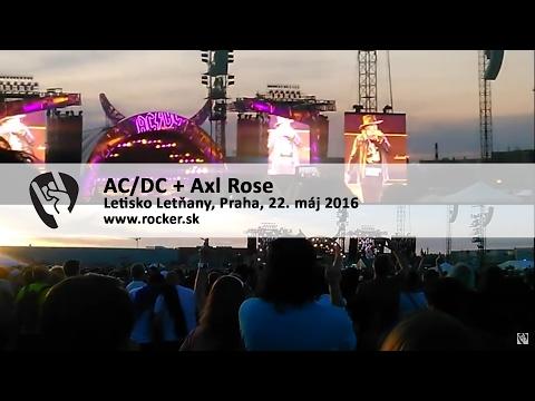 Praha žila AC/DC. Rock Or Bust? Prvotriedny rock