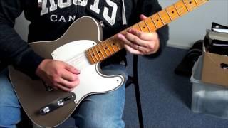 Video Fender Custom Shop 1950's Esquire Guitar with Billy Gibbons Pickup MP3, 3GP, MP4, WEBM, AVI, FLV Juni 2018