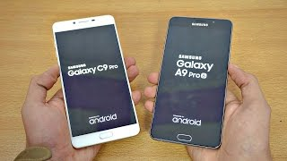Samsung Galaxy C9 Pro vs Galaxy A9 Pro Speed Test. ►► Subscribe Now for Daily Tech Videos - http://goo.gl/wj6RxI ►►Join me on social media! ★TWITTER: http://...