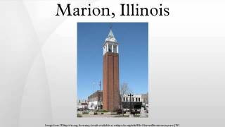 Marion (IL) United States  City new picture : Marion, Illinois