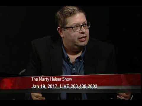 The Marty Heiser Show 1/19/17
