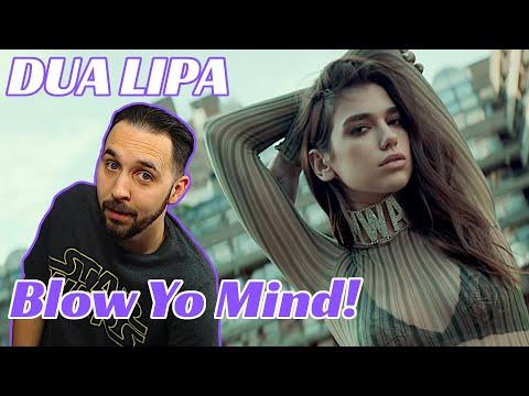 Reaction to Dua Lipa Blow Your Mind (Mwah) (Official Video)!