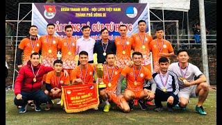 FC Cột Đồng Hồ vô địch giải bóng đá Cúp Tứ Hùng