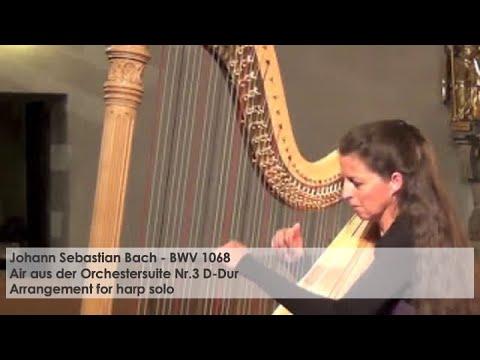Air – Johann Sebastian Bach, Silke Aichhorn – Harfe / Harp
