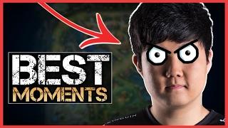 LoL Best Stream Moments #6 - HUNI GOES CRAZY!?