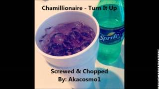 Chamillionaire - Turn It Up (chopped & screwed)