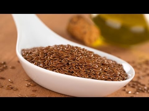 flax seed - See what you can learn on the go with the new Howcast App for iPhone and iPad: http://bit.ly/11ZmFOu Watch more How to Eat Healthy Food videos: http://www.ho...