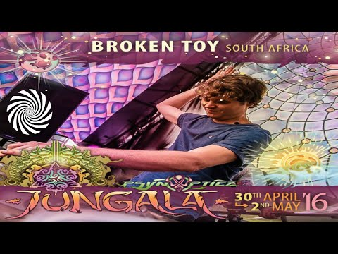 Broken Toy - Promo Live Minimix (Jungala 2016)