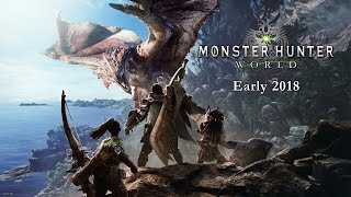 Monster Hunter: World Announcement Trailer
