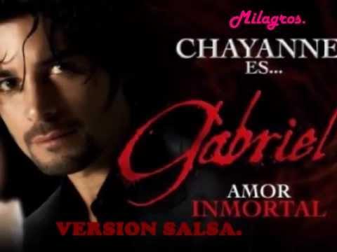 Chayanne - Amor Inmortal... (version salsa).