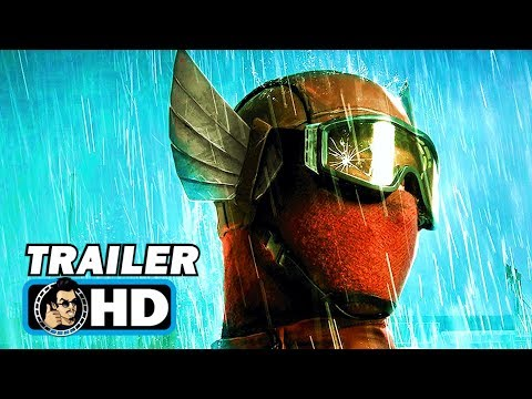 GUNDALA Trailer (2020) Martial Arts Superhero Movie HD
