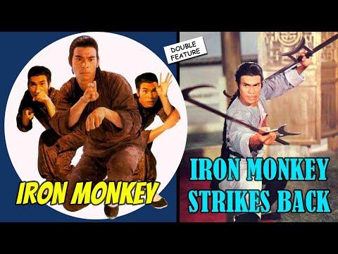 Wu Tang Collection - Iron Monkey + Iron Monkey Strikes Back