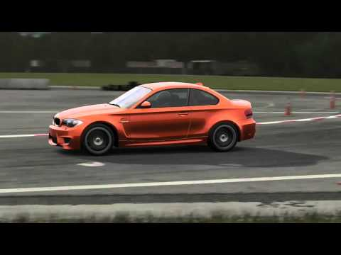 FM5: Lap Around The Top Gear Test Track EP12: 2011 BMW 1M (видео)