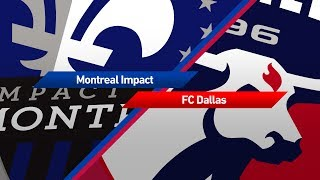 Highlights: Montreal Impact vs. FC Dallas   July 22, 2017 by Major League Soccer