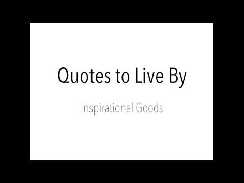 Quotes to Live By- 02.14.18 Valentine's Day Episode