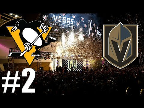 NHL 18 | Mistr Proti Nováčkovi! | Las Vegas Golden Knights-Pittsburgh Penguins | Xbox One | CZ/SK