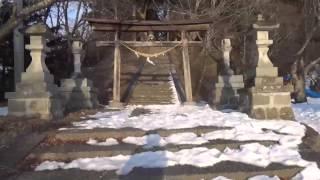 塩竃神社から見た風景