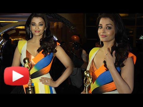 Aishwarya Rai Uber Hot Fashion At NRI Of The Year