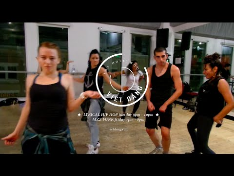 Will.I.Am ft  Cody | It's My Birthday| Choreography by Viet Dang