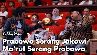 Video Nobar Debat Pilpres: Prabowo Serang Jokowi, Ma'ruf Serang Prabowo (Part 6) | Catatan Najwa MP3, 3GP, MP4, WEBM, AVI, FLV Mei 2019