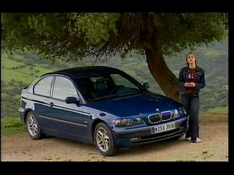 Old Top Gear 2001 - BMW 3 Series Compact