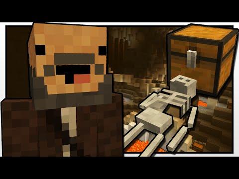 Minecraft | ELMER'S UNDERGROUND QUEST!! | Custom Vacation Adventure #2