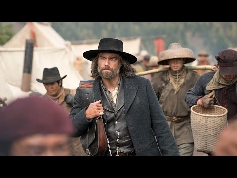 HELL ON WHEELS Season 4 - Own it on Digital, Blu-ray & DVD