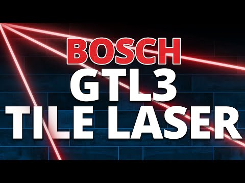 bosch - http://www.toolstop.co.uk/bosch-gtl3-tile-laser-p7897?utm_source=youtube&utm_medium=video&utm_campaign=youtube Dip Powell, product manager of Bosch's measuri...