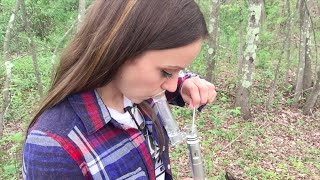 The Bolt by Dabado Vaporizers // Nature Sesh! by Silenced Hippie